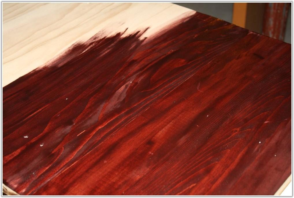 Red Mahogany Wood Floors