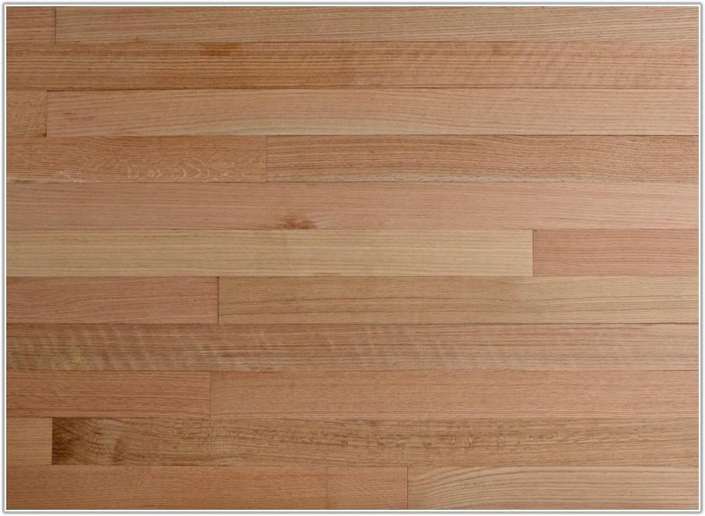 Red Oak Flooring Unfinished Select