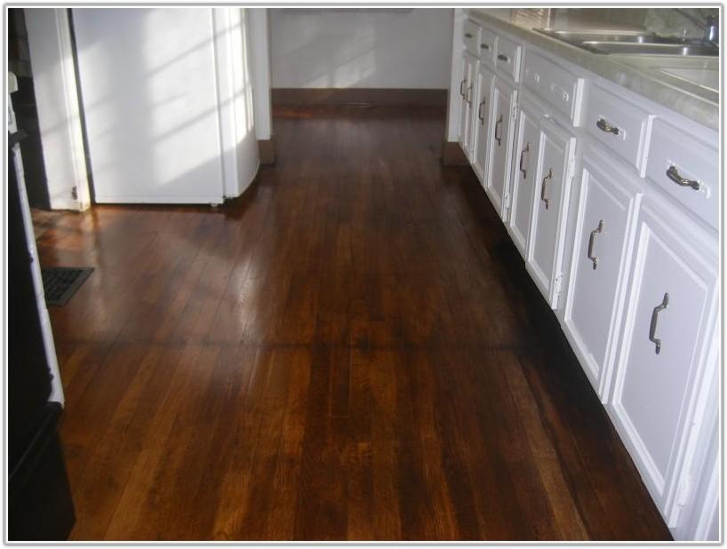 Refinishing A Wood Floor