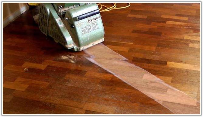 Refinishing Engineered Hardwood Floors