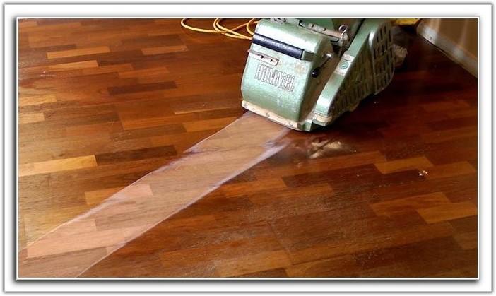 Refinishing Hard Wood Floors