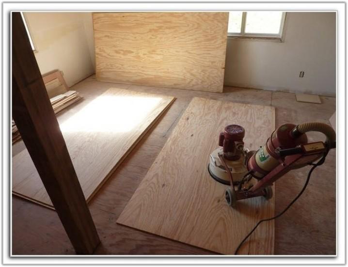 Refinishing Hardwood Floors Without Sanding Opt