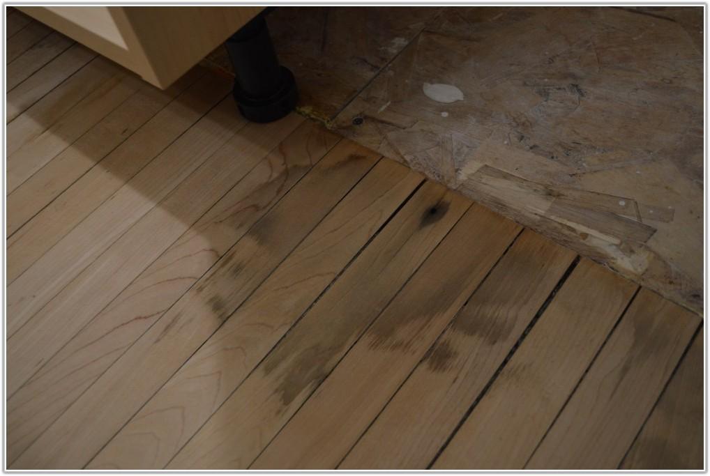 Refinishing Hardwood Floors Without Sanding