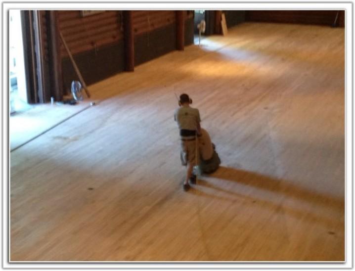 Refinishing Old Hardwood Floors Without Sanding