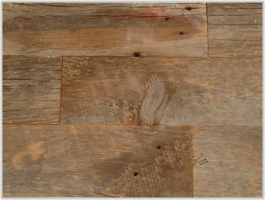 Refurbished Barn Wood Flooring