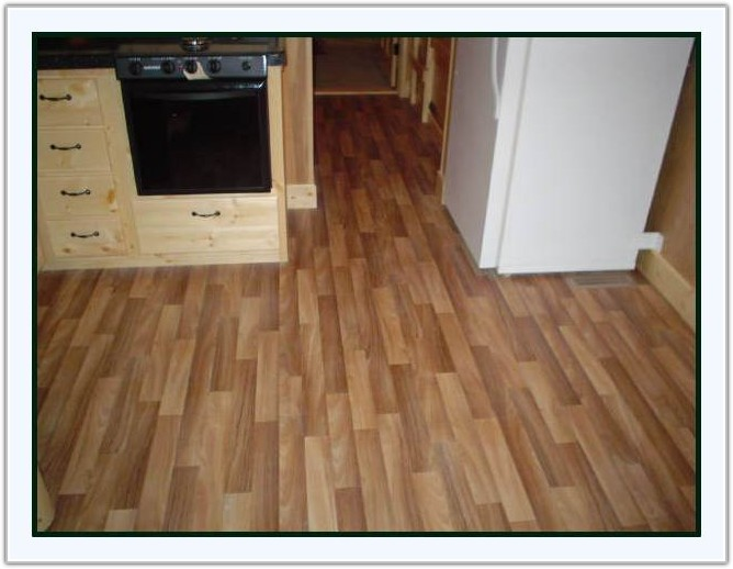 Resilient Vinyl Plank Flooring