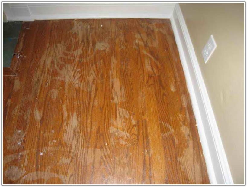 Restoring Hardwood Floors Without Sanding