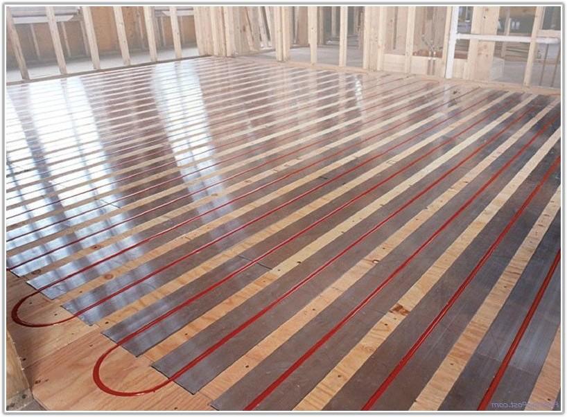 Retrofit Radiant Floor Heating
