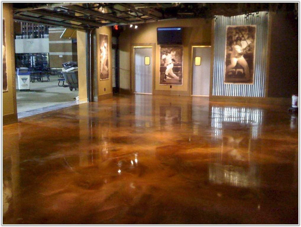Rock Solid Garage Floor Epoxy