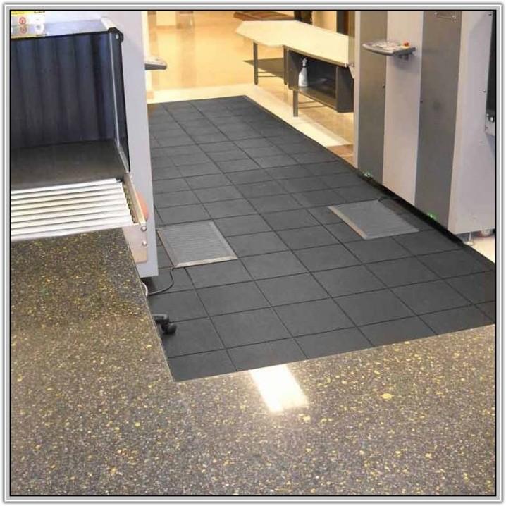 Rubber Flooring For Basement Gym