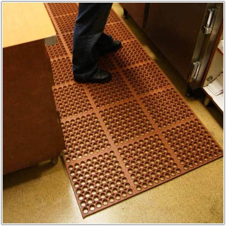 Rubber Kitchen Floor Mats
