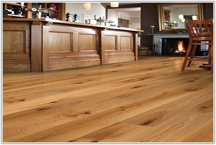 Rustic Wide Plank Laminate Flooring