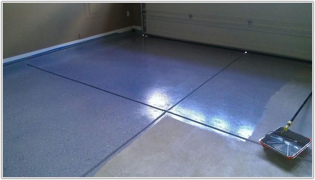 Rustoleum Garage Floor Clear Coat