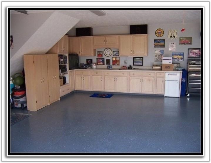 Rustoleum Garage Floor Coating Kit Instructions