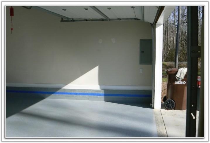 Rustoleum Garage Floor Epoxy Clear Coat