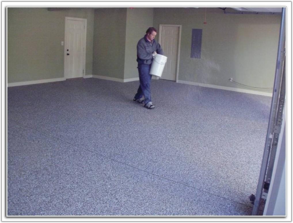 Rustoleum Garage Floor Paint Kit