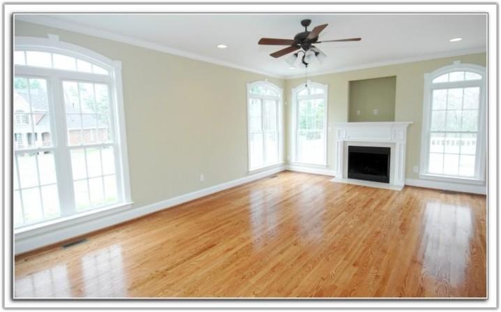 Sand And Stain Hardwood Floors