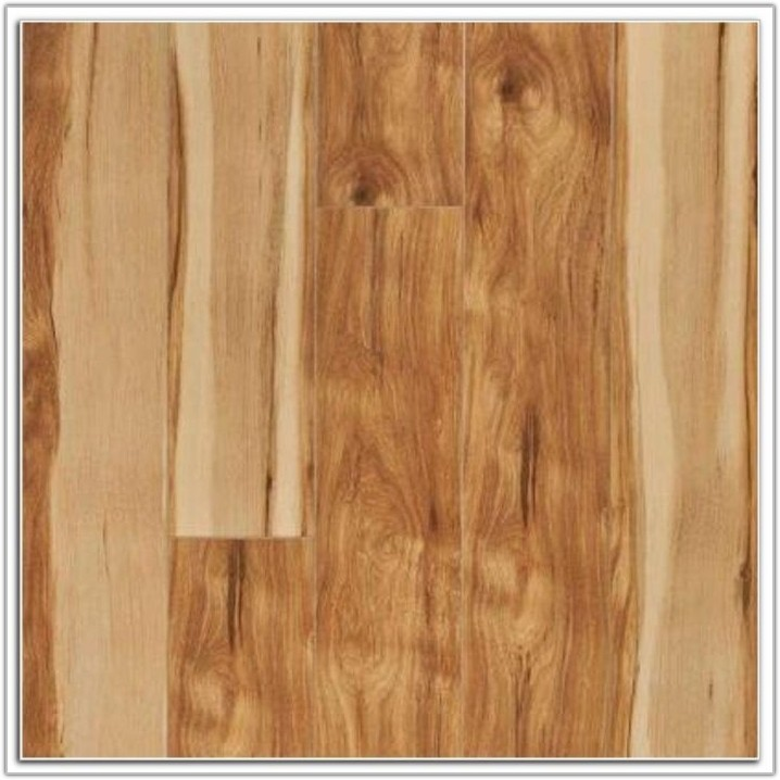 Sand Hickory Laminate Flooring