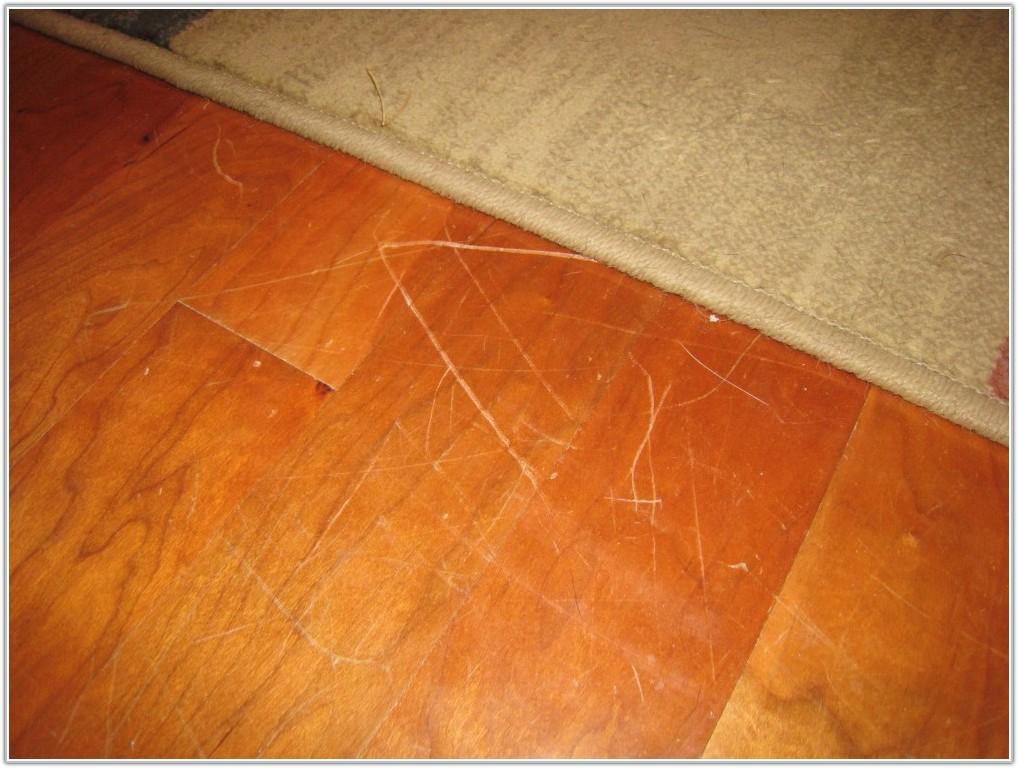 Scratch Resistant Hardwood Flooring