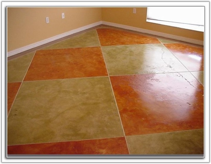 Sealer For Concrete Floor