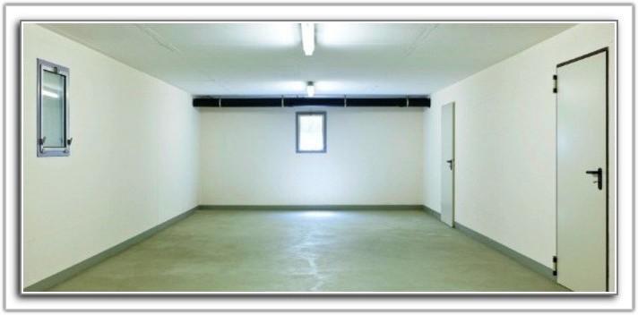 Sealing A Garage Floor