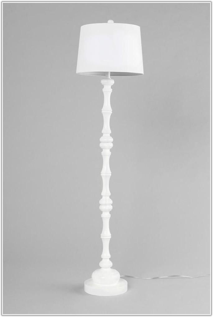 Shabby Chic Floor Lamps
