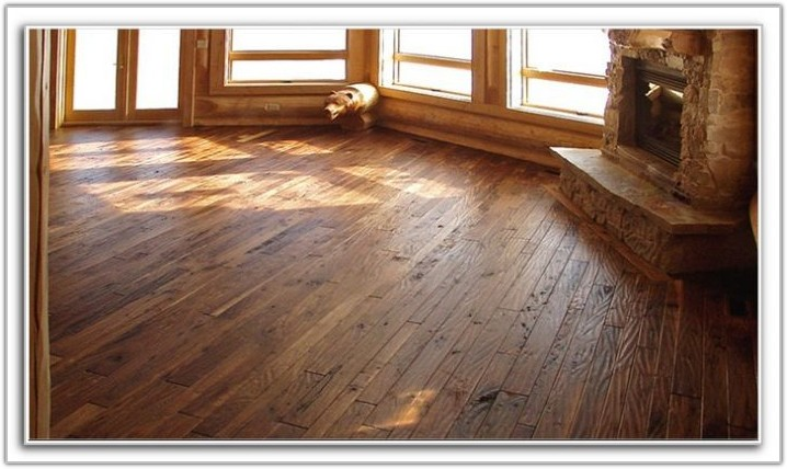 Shaw Hand Scraped Hardwood Flooring