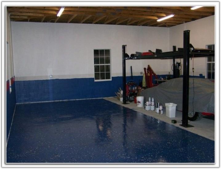 Sherwin Williams Garage Floor Epoxy Colors