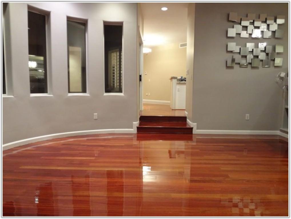 Shine Hardwood Floors Without Refinishing