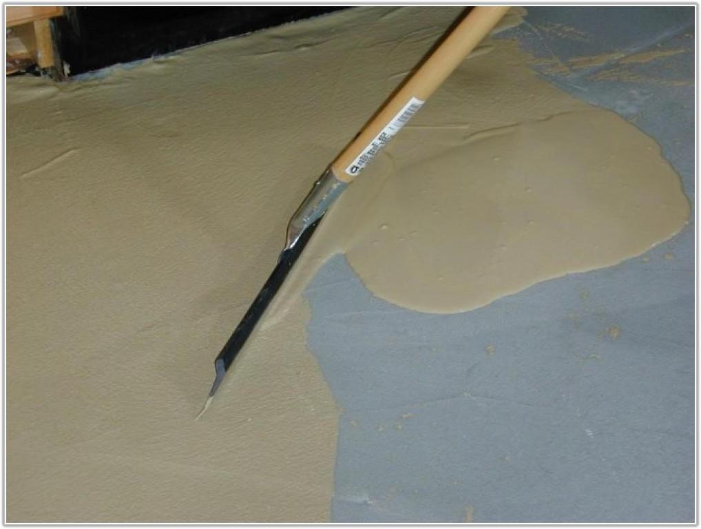 Skim Coat Concrete Floor