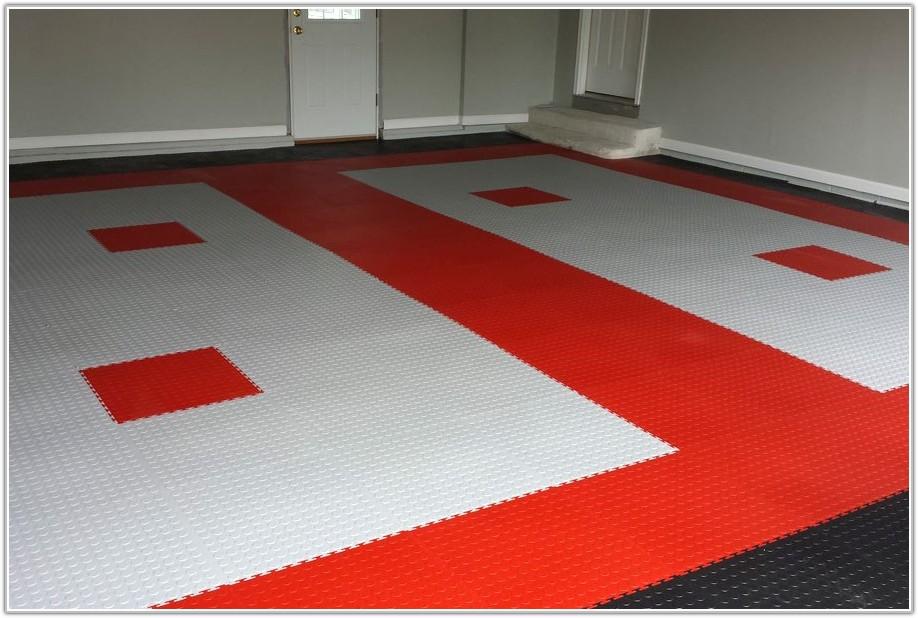 Snap Together Garage Flooring