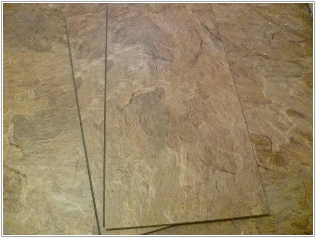 Snap Together Vinyl Flooring Planks