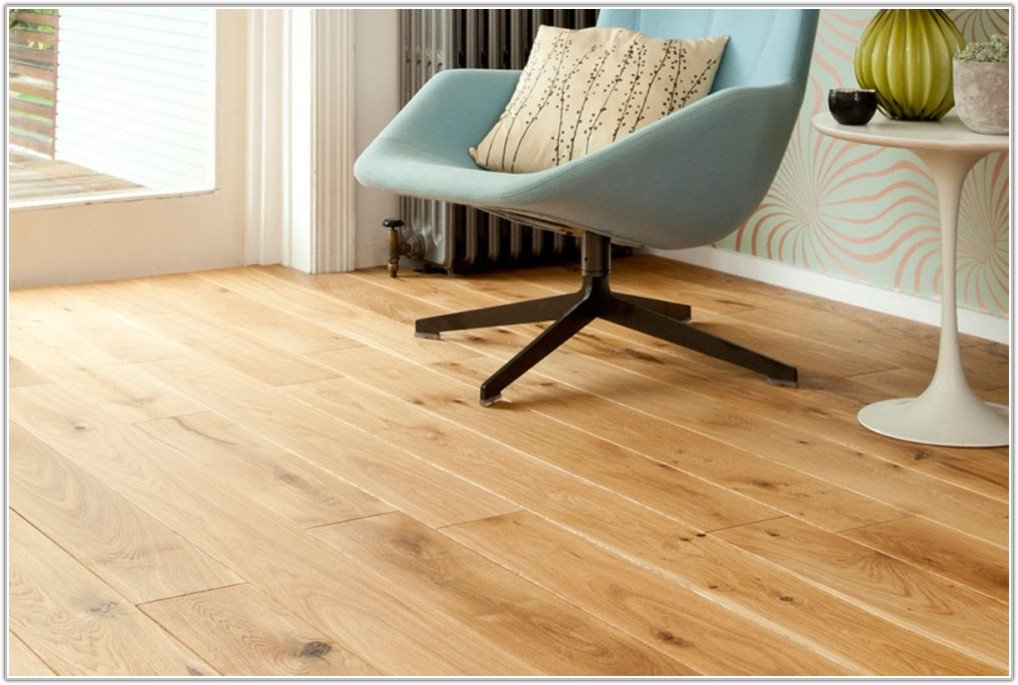 Solid European Oak Flooring