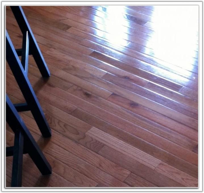 Steam Clean Wood Floors
