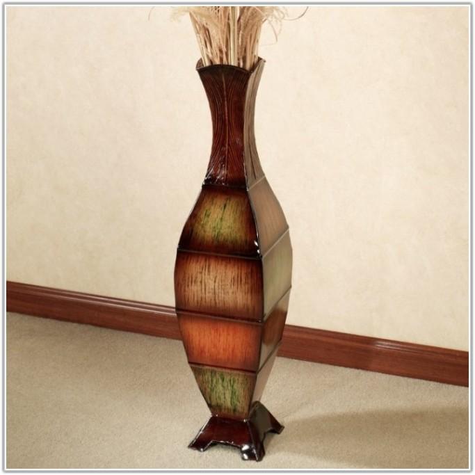 Tall Decorative Floor Vases