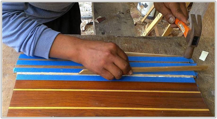 Teak And Holly Vinyl Flooring