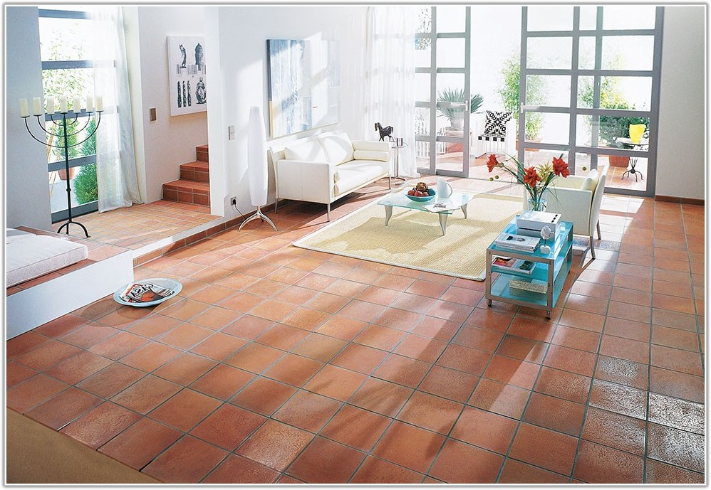 Terracotta Quarry Floor Tiles