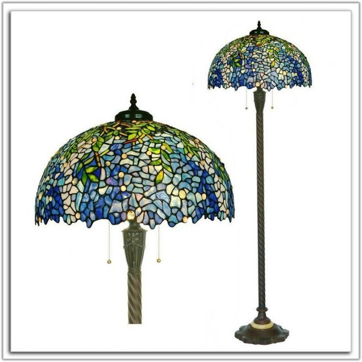 Tiffany Style Floor Lamps Uk