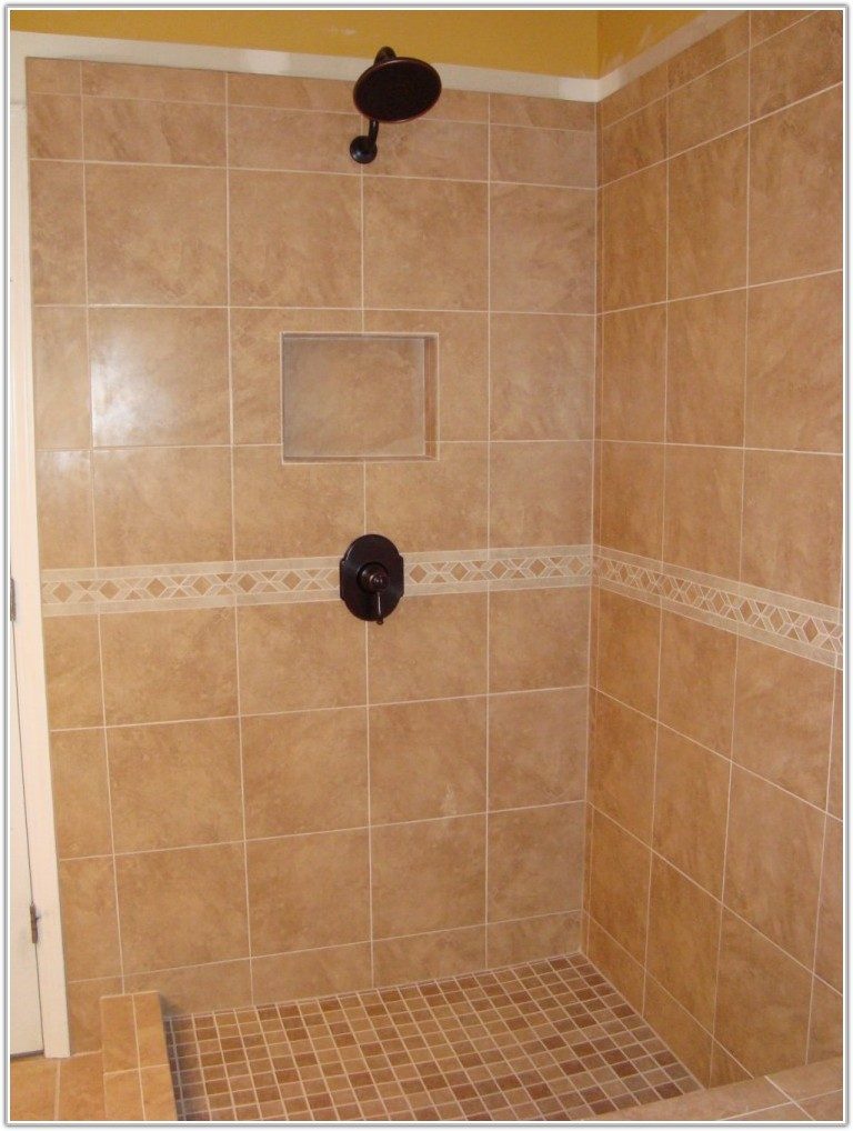 Tiled Floor Access Panel