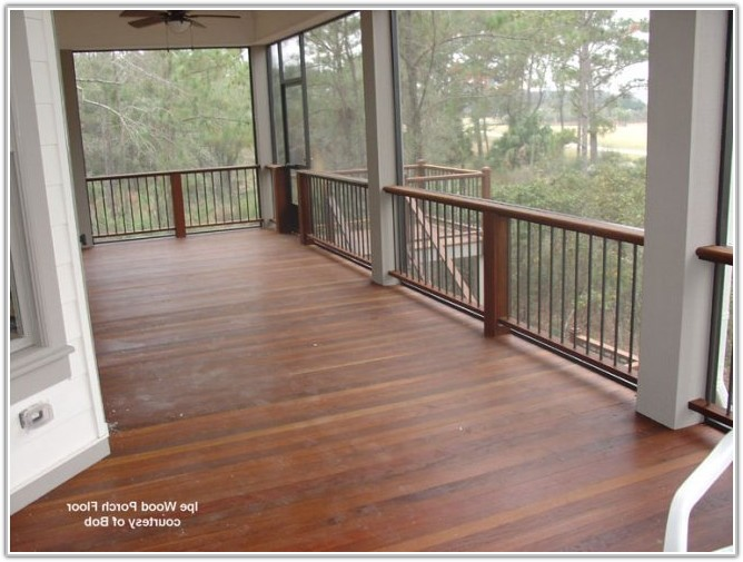 Tongue And Groove Porch Flooring
