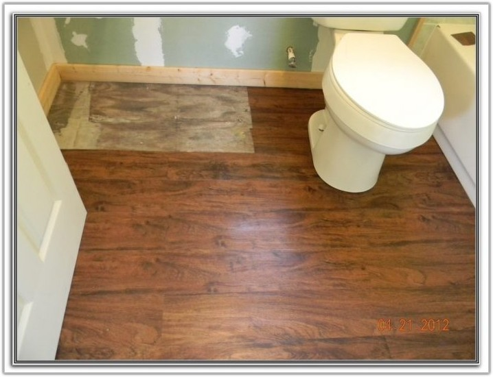 Trafficmaster Allure Vinyl Plank Flooring Home Depot