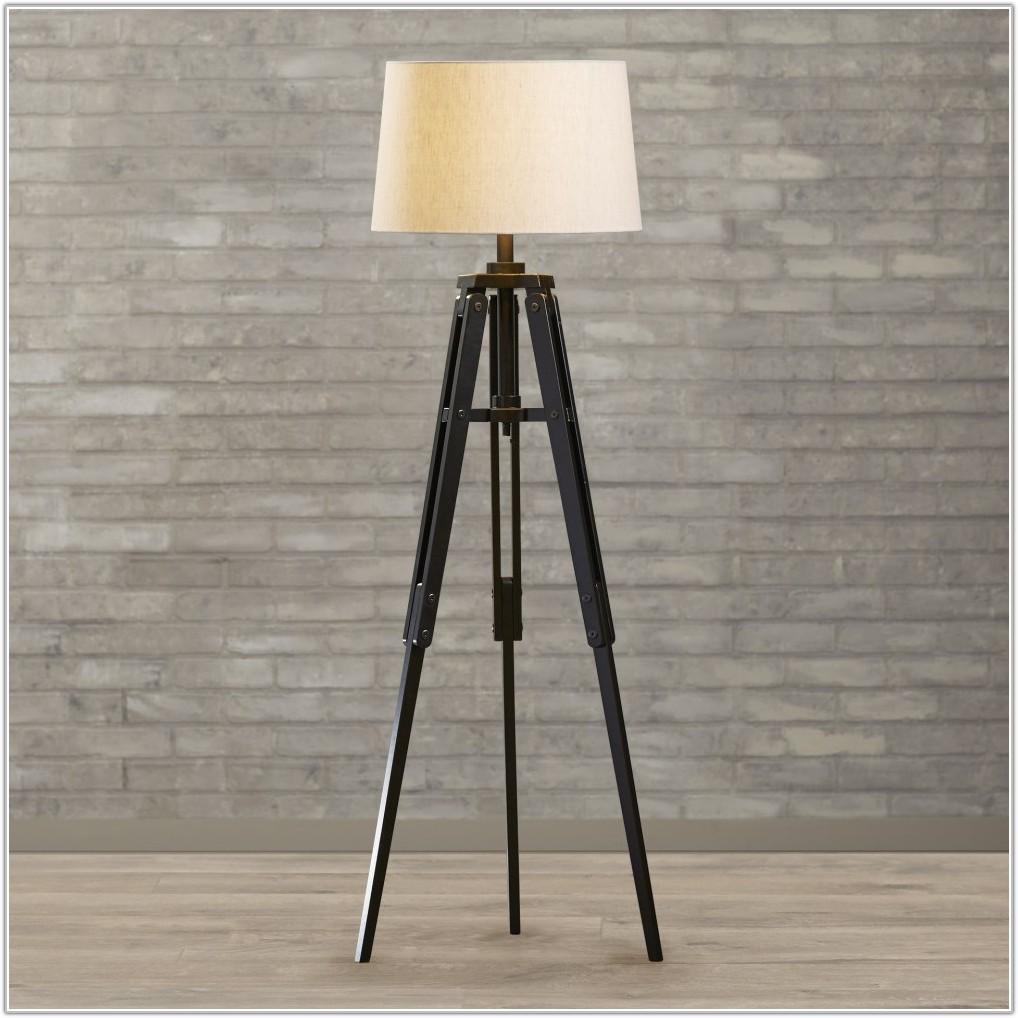 Tripod Floor Lamp Cb2