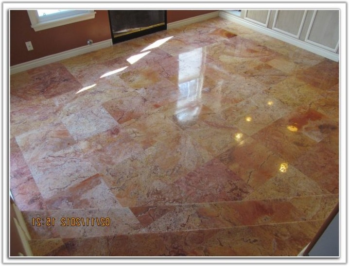 Types Of Natural Stone Flooring