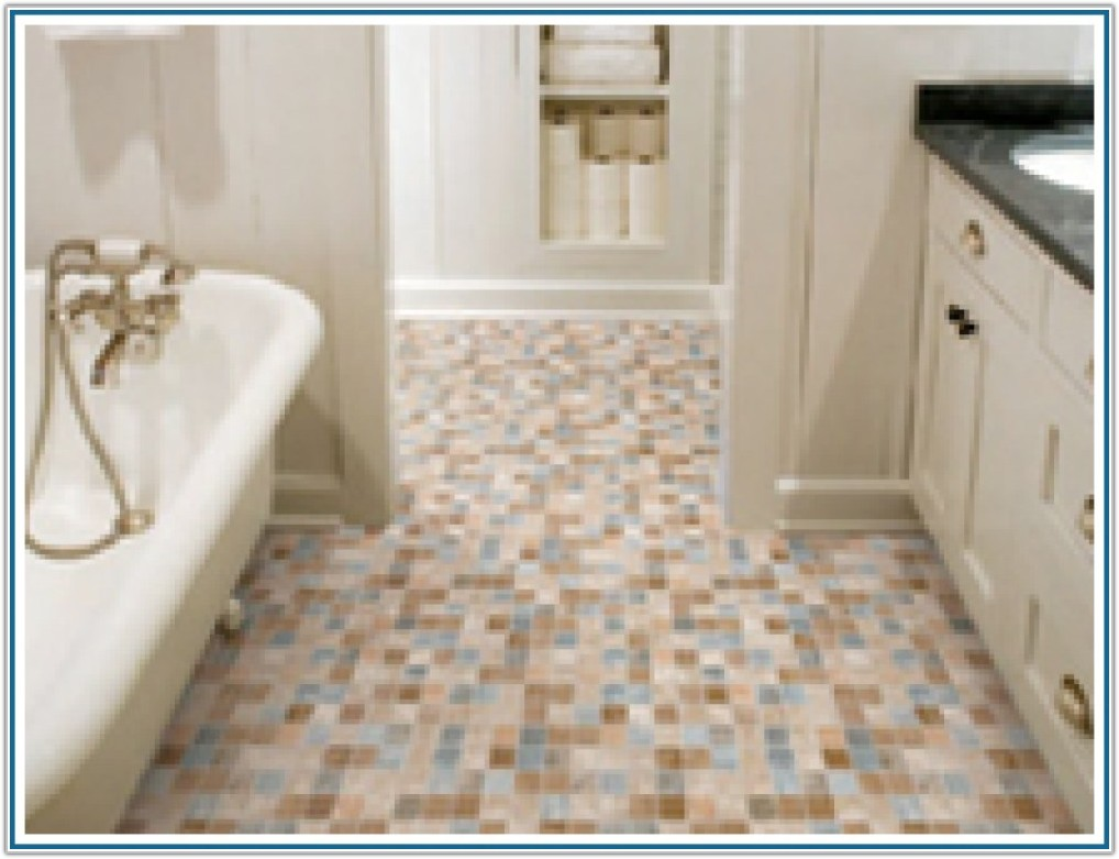 Types Of Tile Flooring For Bathroom