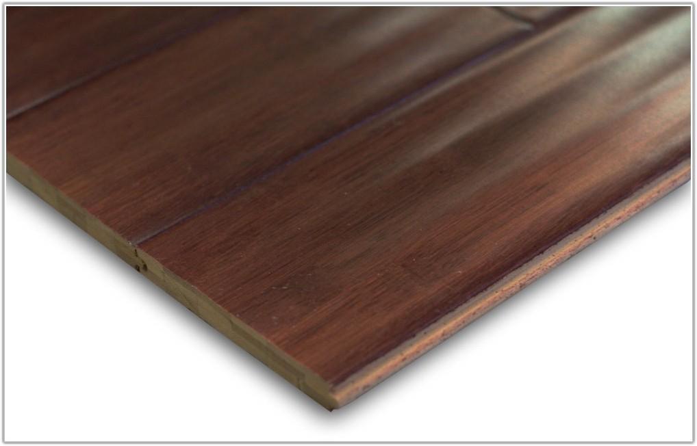 Underlayment For Bamboo Flooring