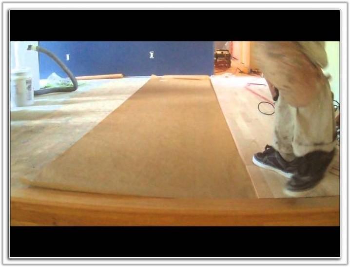Underlayment For Hardwood Flooring Nail Down