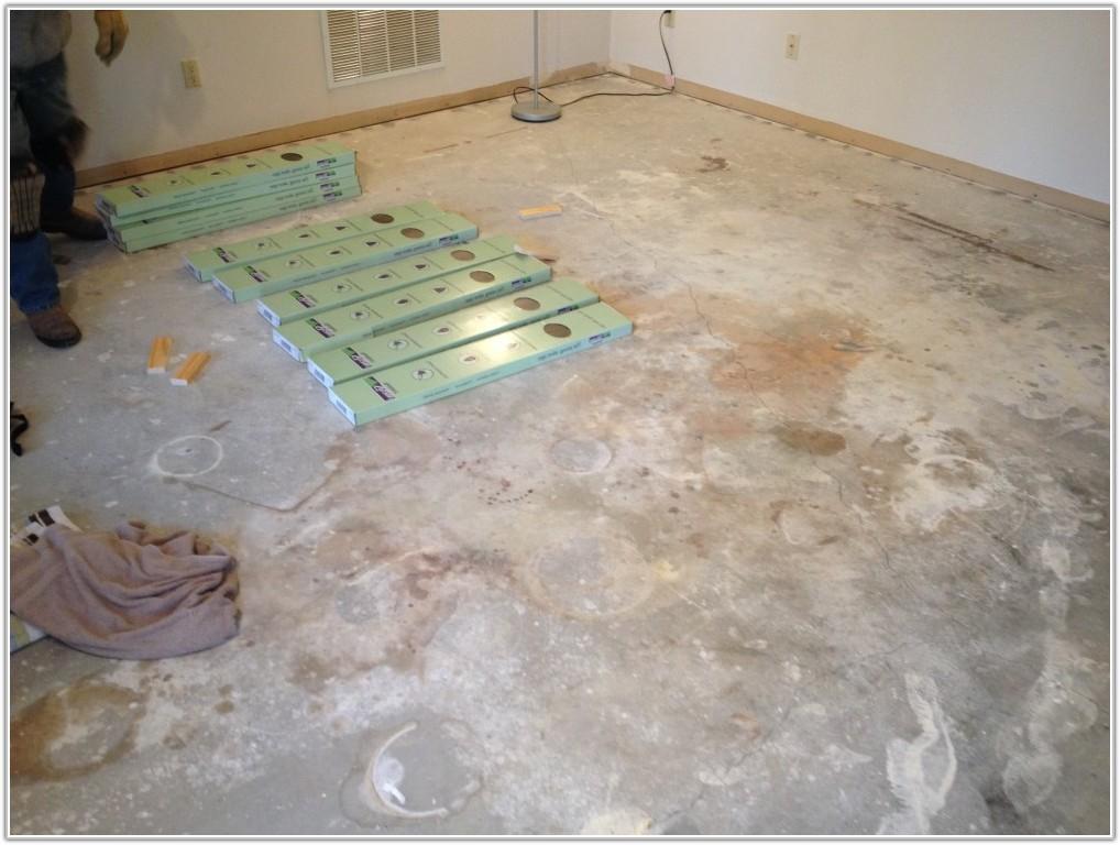 Underlayment For Vinyl Plank Flooring Over Concrete