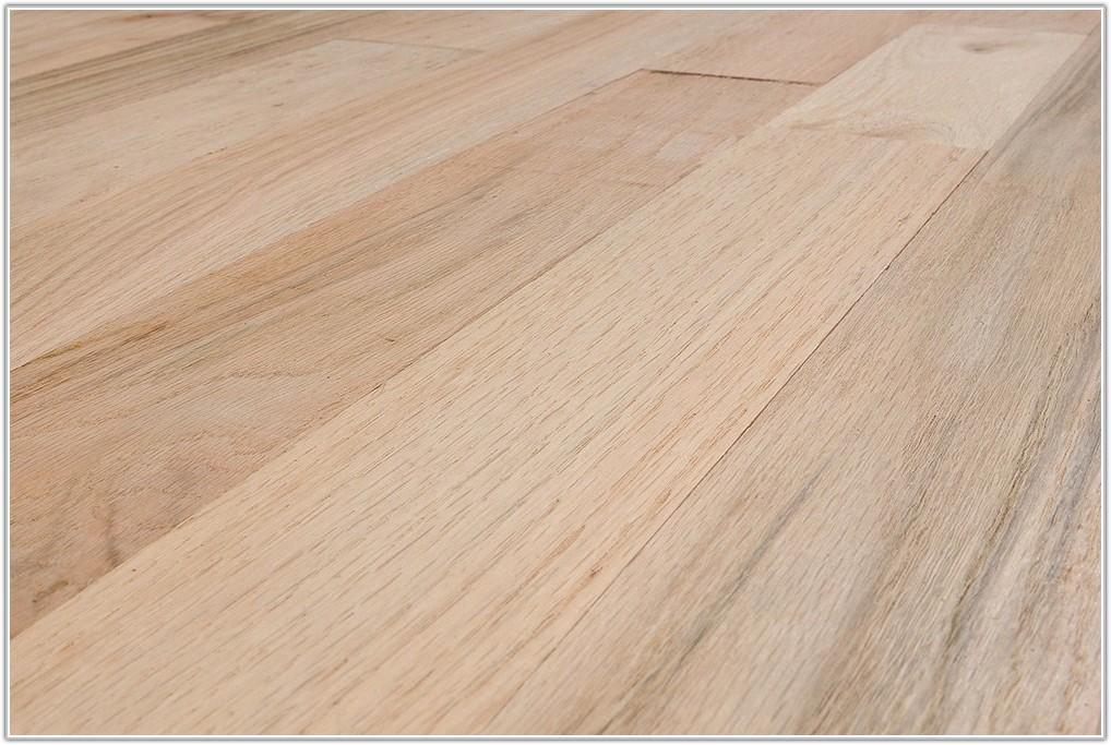 Unfinished Red Oak Flooring