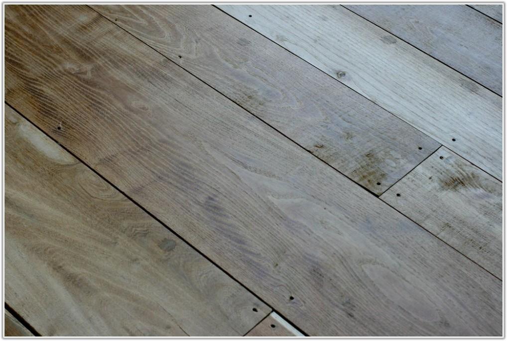 Unfinished Solid Hardwood Flooring