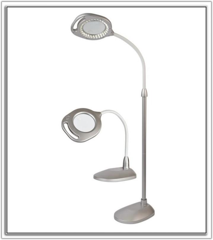Vintage Light Bulb Floor Lamp